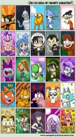 Do You Know Them All? by MangaFox156