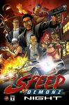 2015 Speed Demonz Night Cover by GabeLamberty