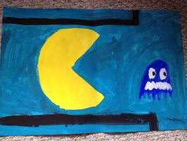 Classic Pac-Man by UltimateJKC1994