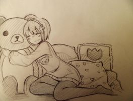 Love for Rilakkuma by Fuko-chan