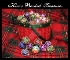 Kim's Beaded Treasures by DragonKissses