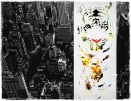 Big City Cat by nenalinda82pr