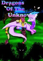 Dragons Of The Unknown by VioletHybrid