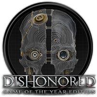 DisHonored: Game of the Year - Icon by Blagoicons