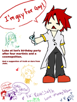 -Ions Party +Present for Set- by UchihaHitomi
