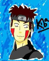 Kiba Head Shot by Onii-Jurai