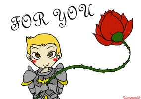 Alistair have a gift for you by Martiverse