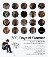 500 Days of Summer by imjcking