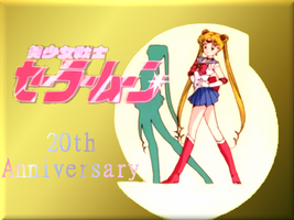 Sailor Moon 20th Anniversary by Susanow0