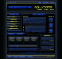 Professional Solutions - Web by Axertion