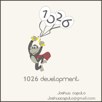 1026 Development Logo by JoshuaCaputo