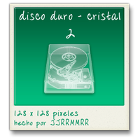 disco duro cristal 2 by jjrrmmrr