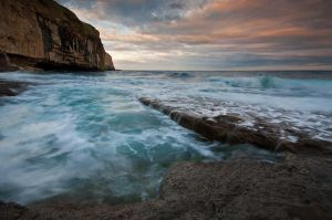 Dancing Ledge by ErveMAN