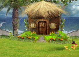 TROPICAL BG STOCK by Moonglowlilly