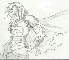 The Mighty kamina by AlexTheBro