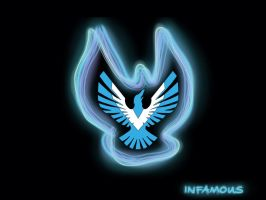Infamous second son good route wallpaper by AnonymousAvox