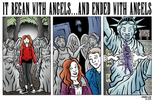 Amy and The Angels by spburke