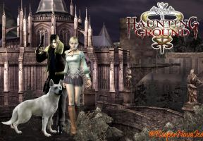 Family Portait - Haunting Ground x Resident Evil by KeeperNovaIce