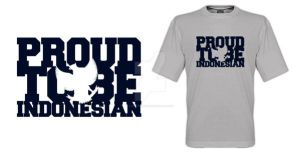 Proud To Be Indonesian by theXIVdesigns