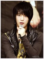 Black Hair Jae Joong by XxKagome1135xX