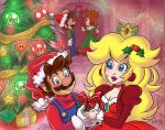 Super Mario Christmas!! by sonicfreak276