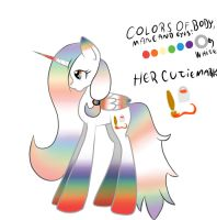 Magic Color Color guide by AppleJackS2
