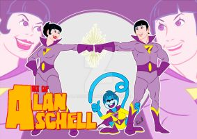 Wonder Twins powers activate by AlanSchell