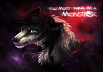 Monster by TransparentGhost