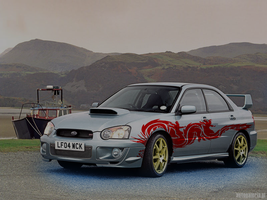 Impreza Modified by pjchater