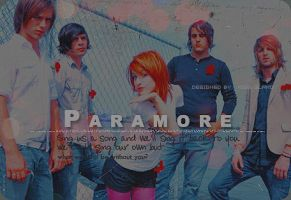 Paramore xD by missGlamo