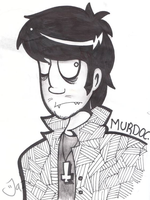Murdoc by jazmini27