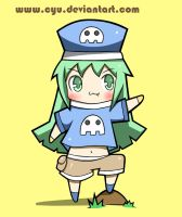 Captain Mint by cyu