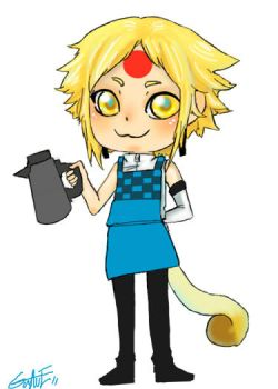 Ciro Chibi by IncubusGrave