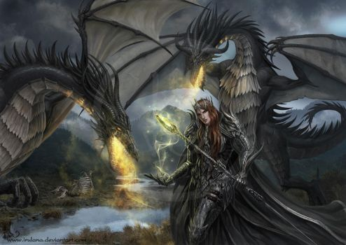 Lord of Dragons by Irulana