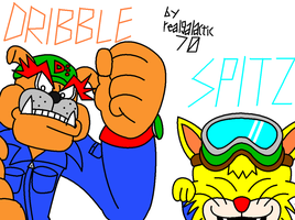 WarioWare - Dribble and Spitz by realgalactic70