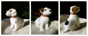 Medium Wishbone Plush by The-Toy-Chest