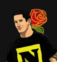 Wade Barrett by nimtaril