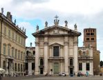 Mantua Cathedral by Sasa-Van-Goth