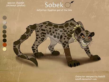 Sobek - Adoption Auction CLOSED by Nala15