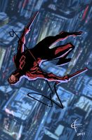 Daredevil by Ferigato