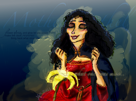 Mother Gothel by Latharion