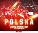 Poland men volleyball World Champion 2014 by N4020