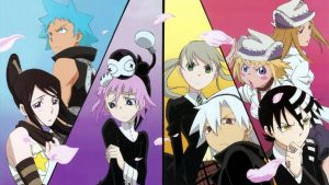 Soul Eater Partners by animelover4242456