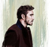 Mr. Lee Pace by emmazillo