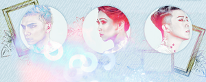 MYGINA : FB Cover {Gina} by chazzief