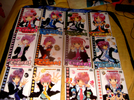 Shugo Chara! : Full Collection !! :D by JackFrost-LCDA