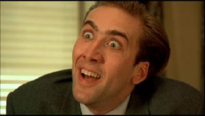 """nicolas cage in the """"you don't sayyyyy??????& by xXpinkiepie"""