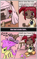The Mane Problem With Ponies by Olivia-27