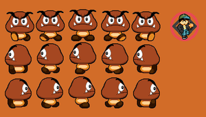 Giant goomba BIS styled by tebited15