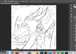 WIP im determined to finish by arcanein